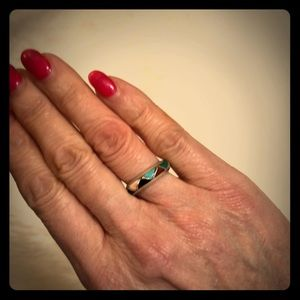 Jewelry - Silver ring 💕💕💕